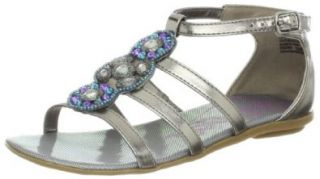 Kenneth Cole Reaction Bright By Me Sandal (Toddler/Little Kid/Big Kid) Sandals Girls Shoes