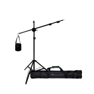 LimoStudio Heavy Duty Umbrella Softbox Flash Light Boom Light Stand Lighting Kit for Photo and Video, AGG675  Photographic Light Stands  Camera & Photo