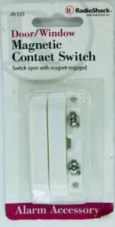 Radioshack Door/window Magnetic Contact Switch   Safety Switches