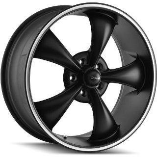 Ridler Style 695 20 Black Wheel / Rim 5x4.5 with a 34mm Offset and a 72.62 Hub Bore. Partnumber 695 2865MB34 Automotive