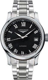 Longines Master Collection Men's Watch L2.689.4.51.6 at  Men's Watch store.