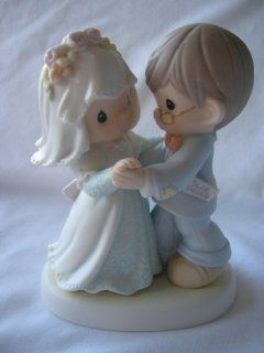"Precious Moments ""You'll Always Be Daddy's Little Girl"" Porcelain Figurines   Collectible Figurines"