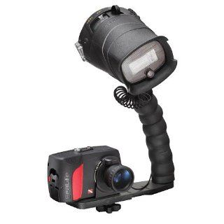 SeaLife ReefMaster Mini Elite Set Digital Underwater Dive Camera (Waterproof to 200 Feet) Includes Mini Wide Angle Lens and SL961 Digital Pro Flash  Point And Shoot Digital Cameras  Camera & Photo