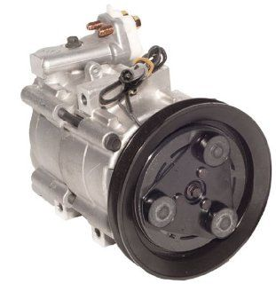 Auto 7 701 0173 Air Conditioning (A/C) Compressor For Select Hyundai Vehicles Automotive