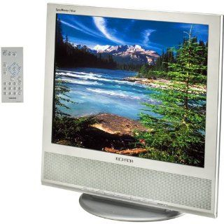 "Samsung SyncMaster 710MP 17"" LCD Monitor with TV Tuner  Silver Computers & Accessories"