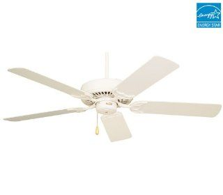 Emerson CF705AW Northwind 5 Blade Ceiling Fan in Summer White