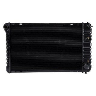 Spectra Premium CU717 Complete Radiator for Chevrolet Corvette Automotive