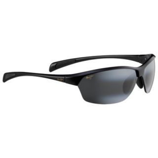 Maui Jim Hot Sands Sunglasses   Gloss Black Frame/Neutral Grey Lens 747233