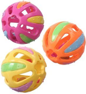 Super Bird Creations Kaleidoballs Toy for Birds   4 pack  Pet Toys