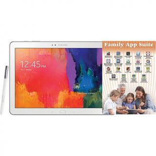 "Samsung Galaxy Note PRO 12.2"" Quad Core 32GB Tablet with App Bundle   White"