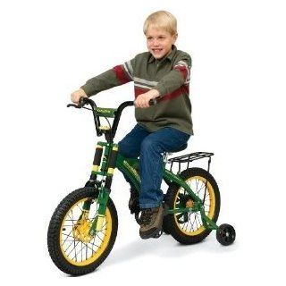 "Toy / Game Amazing Learning Curve Heavy Duty 16"" Bicycle With Heavy Duty Steel Frame, Front Shocks And More Toys & Games"