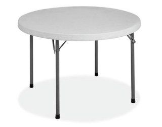 "48"" Round Blow Mold Folding Table KXA079"