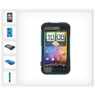 Trident Cases Aegis Series for HTC Droid Incredible 2   Blue Cell Phones & Accessories