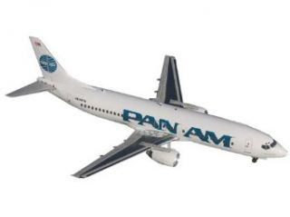 Gemini Jets Pan Am B737 400 Diecast Aircraft, 1200 Scale Toys & Games