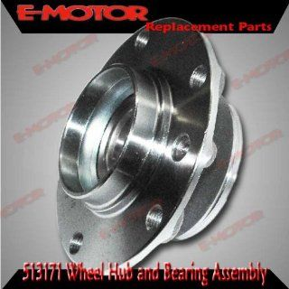 1995 2001 BMW 740iL/750iL Front Axle Bearing Wheel Bearing & Hub Assembly 513171 Automotive