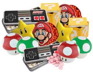 Super Mario Brothers Power Up Candy Pack