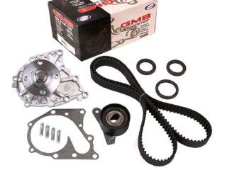 GMB Evergreen TBK126WP Toyota 7MGE DOHC Turbo Timing Belt Kit w/ Water Pump Automotive