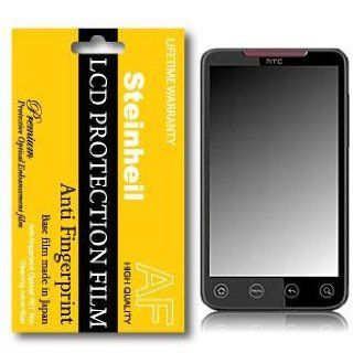 SGP STEINHEIL HTC Evo 4G Sprint Screen Protector (Anti Fingerprint) Cell Phones & Accessories