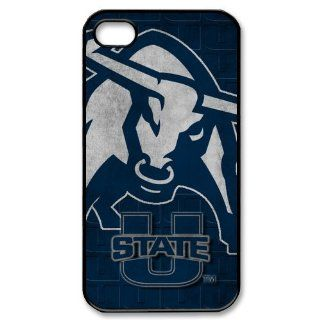 Utah State University Iphone Case New NCAA Utah State Aggies Iphone 4 4s 4g Hard Slim Styles Case Cover Cell Phones & Accessories