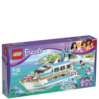 LEGO Friends Dolphin Cruiser (41015)      Toys