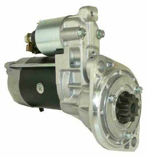 This is a Brand New Starter Fits Carrier Transicold Engines Various Models Isuzu 2.2 DI, Thermo King Isuzu 2.2L (TK DI2.2,  SE), Generator Sets Misc. Equipment Trailer Units, Fits Many Models, Please See Below Automotive