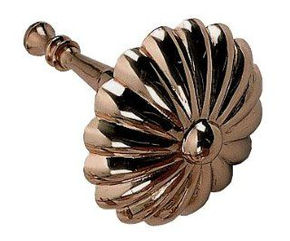 Brass Accents Sunburst Curtain Tiebacks (BAM05C0450AC) Antique Copper