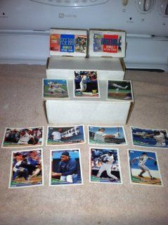 1994 Topps Baseball Complete Sets Series 1 and 2 (792 cards)