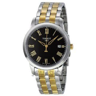 Tissot Classic Dream Two tone Mens Watch T0334102205301 at  Men's Watch store.