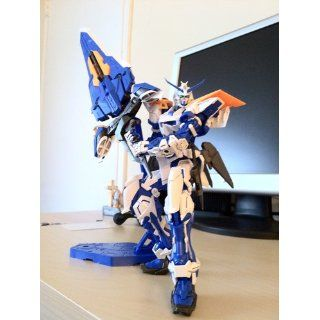 Bandai Hobby MG Gundam Second Revise Model Kit (1/100 Scale), Astray Blue Frame Toys & Games