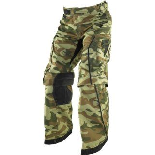 Shift Racing Recon Men's Off Road/Dirt Bike Motorcycle Pants   Green Camo / Size 36 Automotive