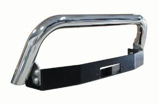 Westin 46 41170 Polished Bull Bar/Light Bar for Silverado/Sierra LD/HD Automotive