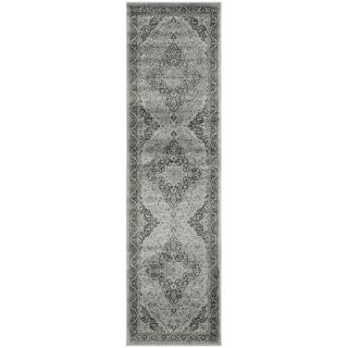 Safavieh Vintage Light Blue/ Multi Viscose Rug (22 X 6)