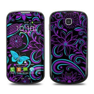 Fascinating Surprise Design Protective Decal Skin Sticker (Matte Satin Coating) for Samsung Galaxy Stellar SCH i200 Cell Phone Cell Phones & Accessories