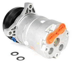 ACDelco 15 22143 Air Conditioning Compressor Assembly Automotive