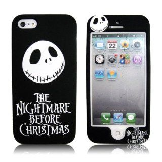 Authentic The Night Before Christmas Protective Skin Cover Case for Iphone 5(16G/32GB/64GB) Xmas Gift Cell Phones & Accessories
