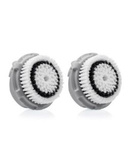 Replacement Normal Brush Head, Dual Pack   Clarisonic