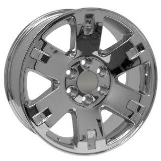 20 Inch GMC Chrome Truck CK919 SUV Wheels Rims Automotive
