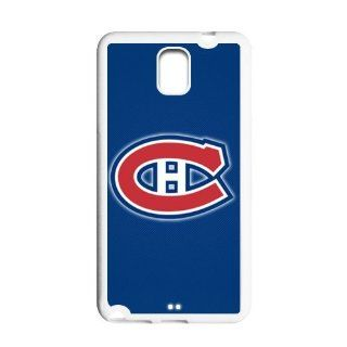 Fashionable NHL Montreal Canadiens Samsung Galaxy Note 3 N900 Case with NHL Montreal Canadiens HD image Cell Phones & Accessories