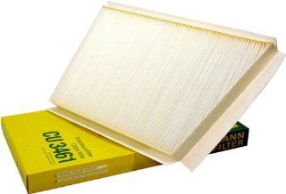Mann Filter CU 3461 Cabin Filter for select  Mercedes Benz models Automotive