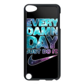 Custom Just Do It Case For Ipod Touch 5 5th Generation PIP5 920 Cell Phones & Accessories