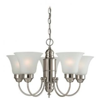 Sea Gull lighting 31236 962 Five Light Chandelier   Outdoor Post Lights