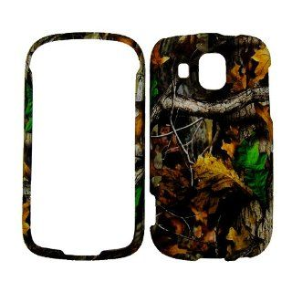 SAMSUNG TRANSFORM ULTRA SPH M930 MOSSY OAK CAMO CAMOUFLAGE TREE RUBBERIZED COVER HARD PROTECTOR CASE SNAP ON PERFECT FIT Cell Phones & Accessories