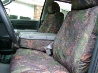 Exact Seat Covers, T970 MP, 2007 2009 40/20/40 Exact Seat Covers, Mixed Pine Camo Velour Automotive