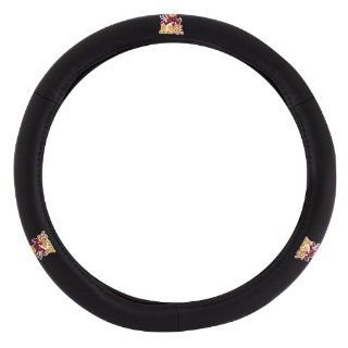 Pilot Automotive SWC 941 Arizona State Collegiate Leather Steering Wheel Cover Automotive