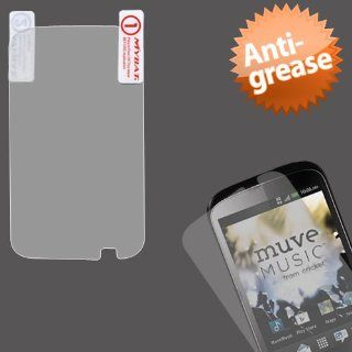 MYBAT Anti grease LCD Screen Protector/Clear for HTC Desire C Cell Phones & Accessories