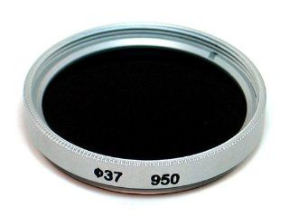 37mm Infrared 950nm Digital Pro Glass IR X Ray Filter  Camera Lens Infrared Filters  Camera & Photo