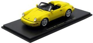 1993 Porsche 964 Wide Body Turbo Look 1/43 by Spark S2094 Toys & Games