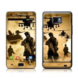 Desert Ops Design Protective Skin Decal Sticker for Samsung Galaxy S II / Galaxy S 2 i9100 (Verizon) Cell Phone Cell Phones & Accessories