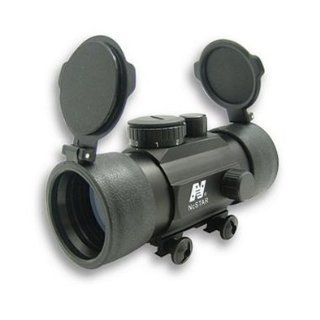 NcStar 1x45 T style Red Dot Sight  Paintball Sights  Sports & Outdoors