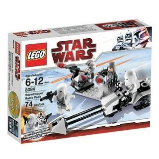 LEGO Star Wars Snow Trooper Battle Pack (8084) Toys & Games